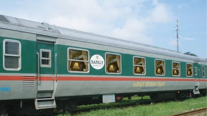 Train Sapaly Express
