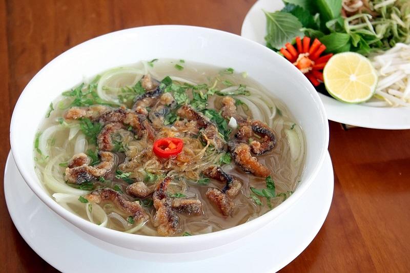 Vermicelles aux anguilles de Ninh Binh