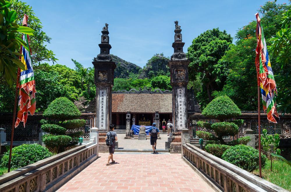Visiter l'ancienne capitale de Hoa Lu