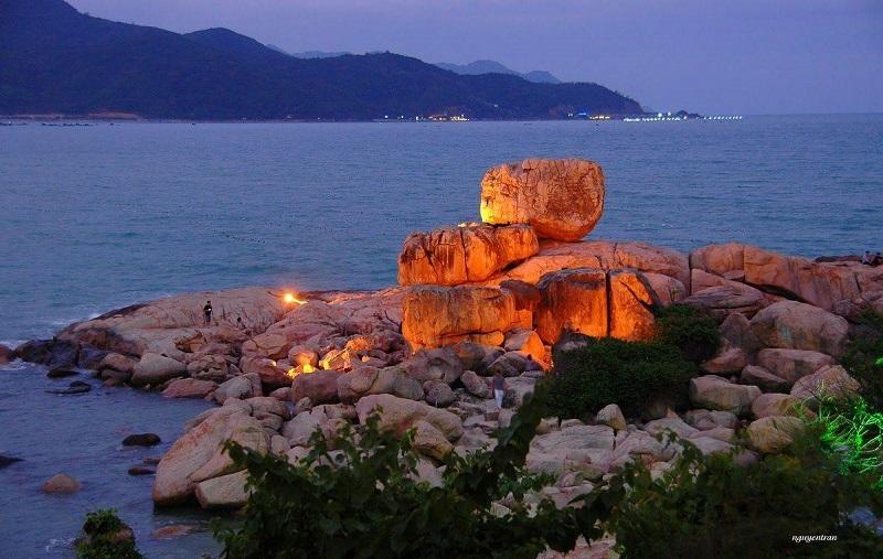 Visitez le promontoire de Hon Chong