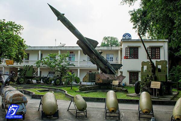 musee-d-histoire-militaire-du-vietnam