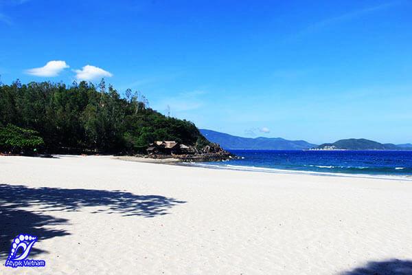 plage de Nhu Tien