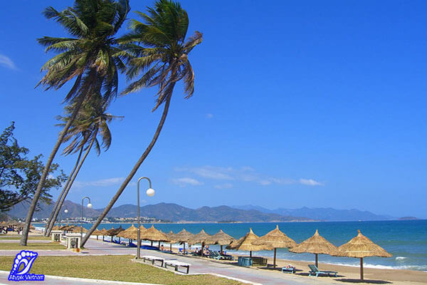 plage de Tran Phu