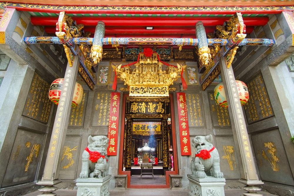 Admirer la pagode Phuoc An Hoi Quan