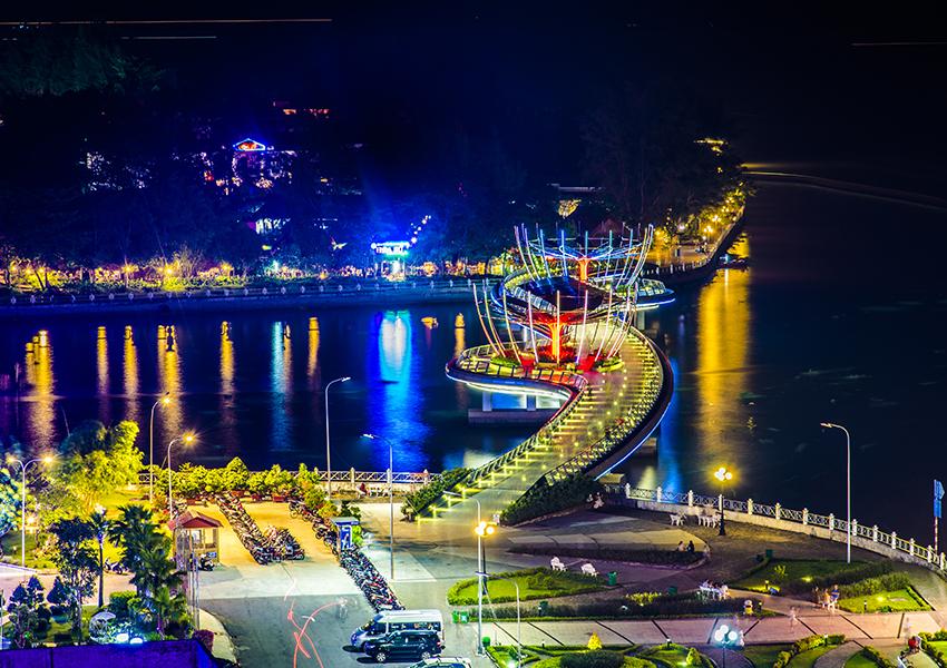 Admirer le port de Ninh Kieu et port de Can Tho