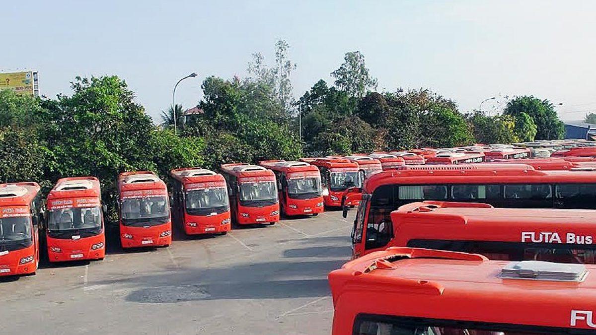 Bus de Ho Chi Minh Ville à la ville de Rach Gia