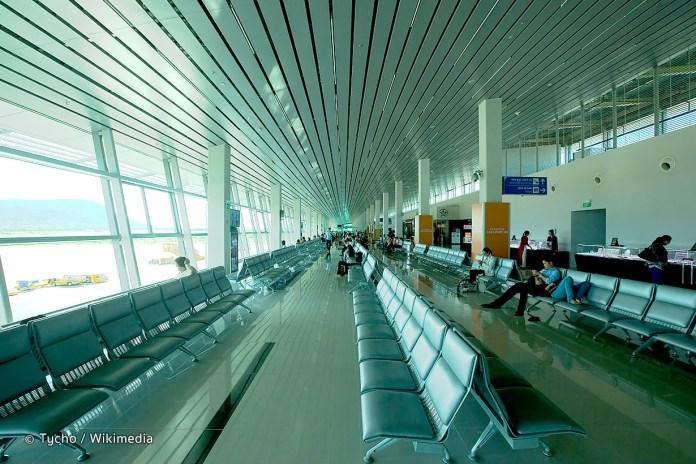 Capacité de l'aéroport de Phu Quoc
