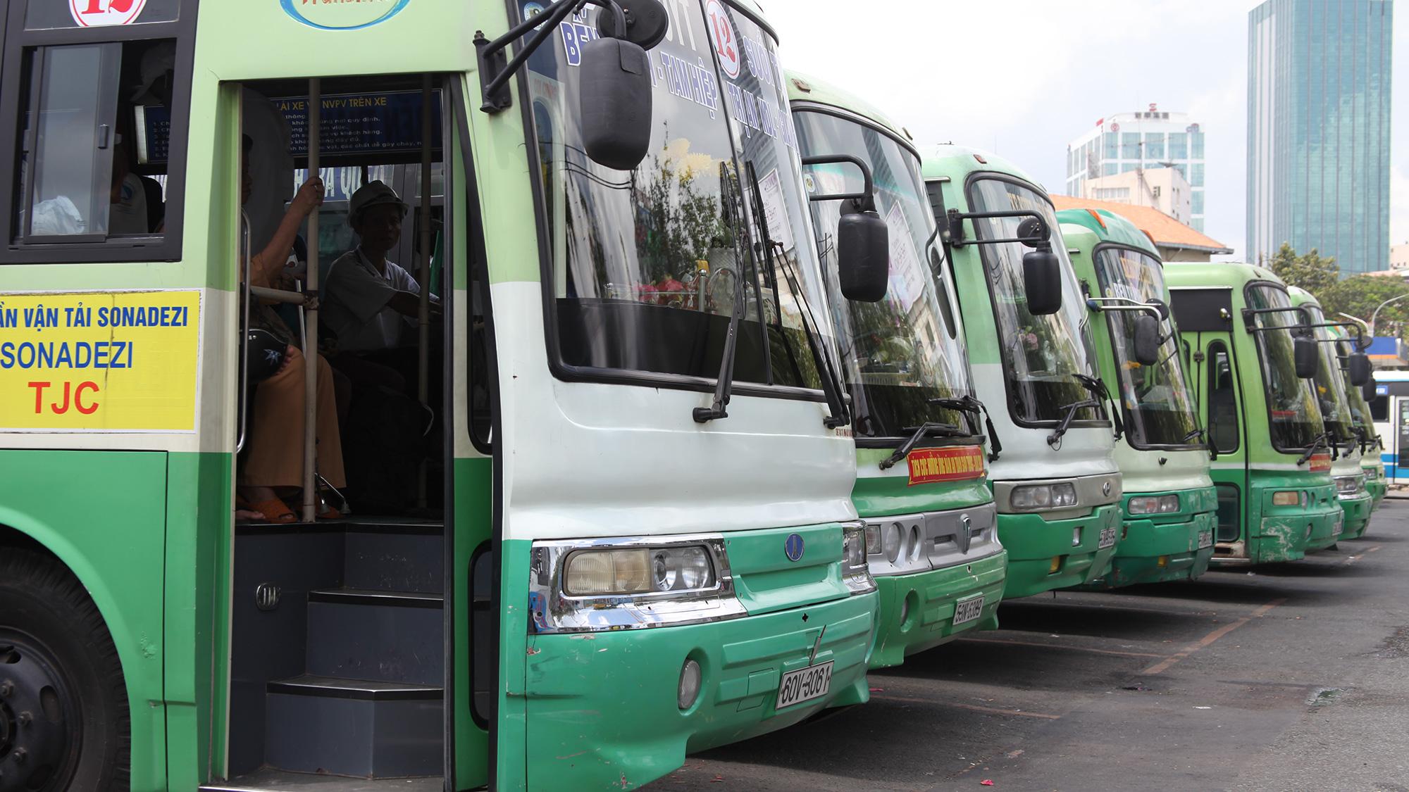 Comment se déplacer dans Ho Chi Minh-Ville – Saigon
