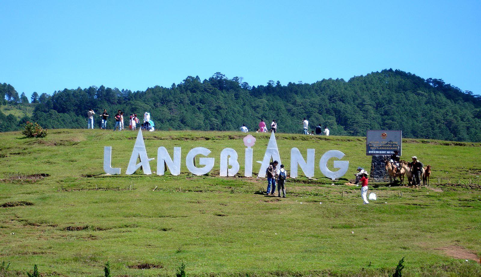 Conquerir le mont Lang Biang