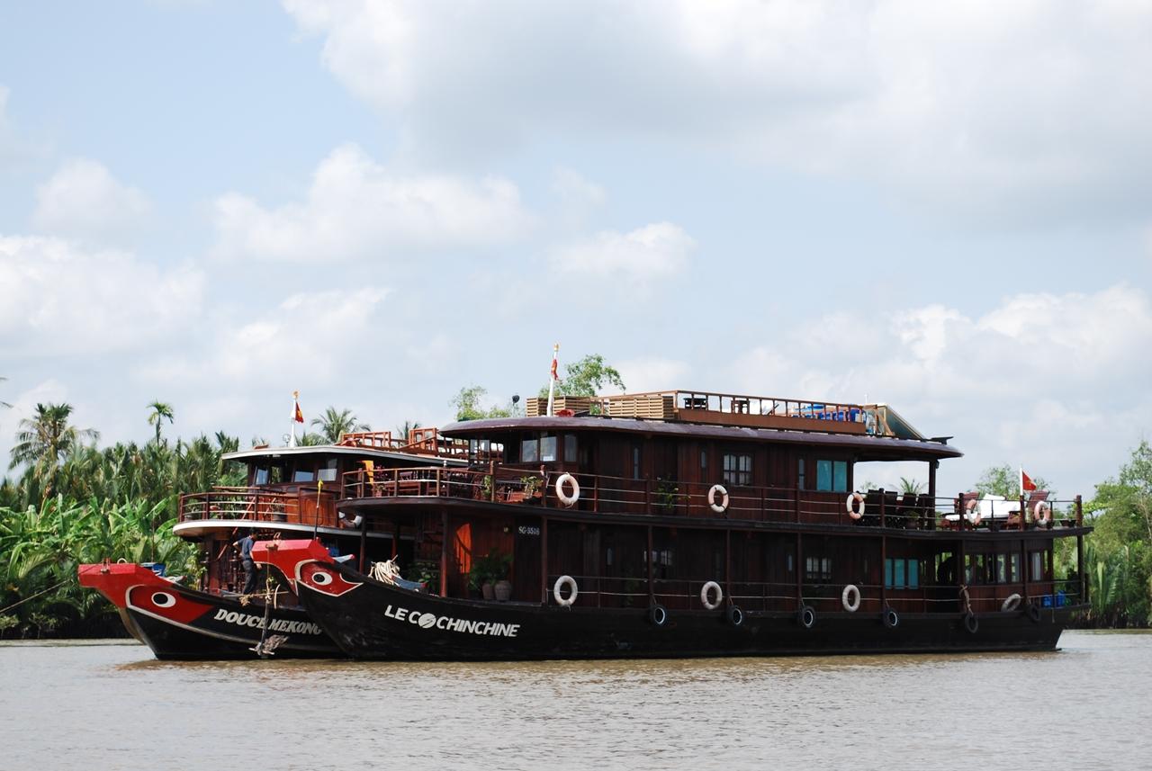 Croisière sur le Mékong avec le bateau Le Cochinchine