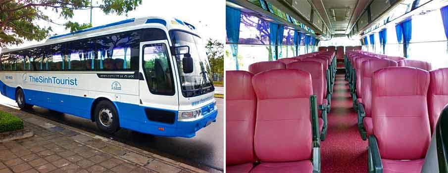 Dalat à Mui Né en bus