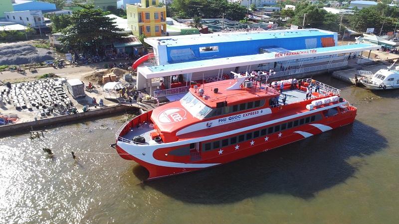 De Can Tho à Phu Quoc en bus et en ferry