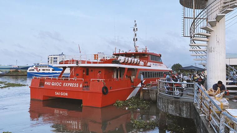 De Hanoi à Phu Quoc en bus et en ferry