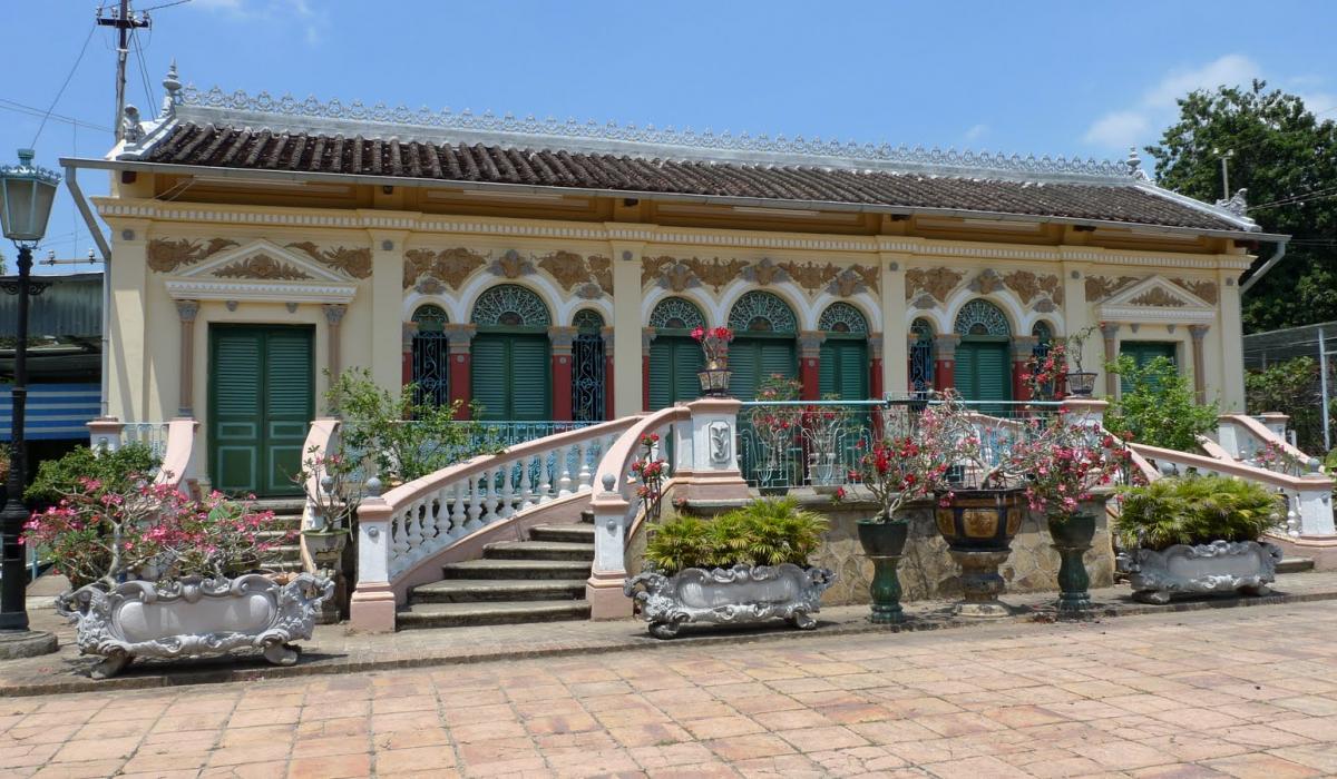 Découvrir la maison ancienne de Binh Thuy