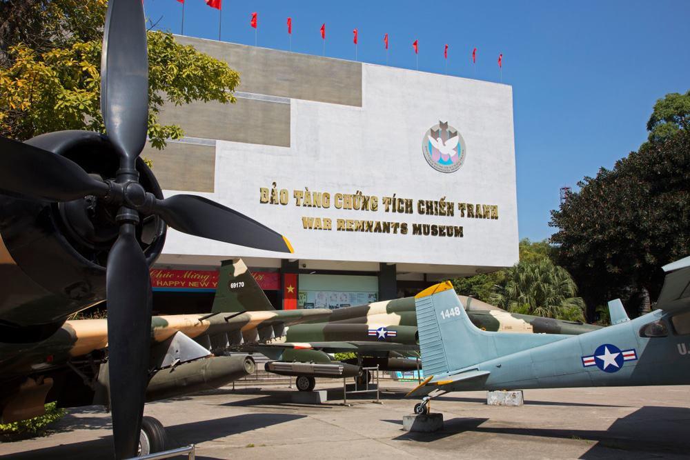 Découvrir le musée des Vestiges de la guerre