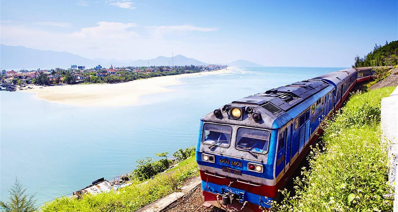 En train de Ho Chi Minh