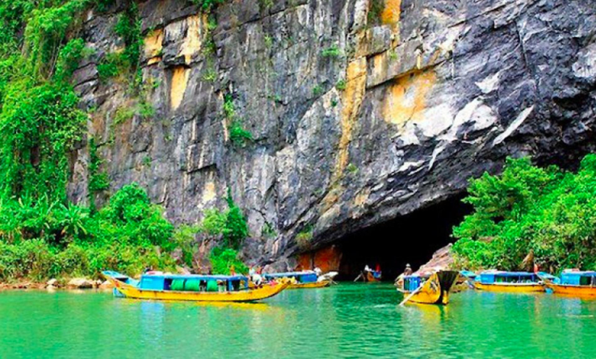 Excursion d'une journée dans le parc national de Phong Nha Ke Bang
