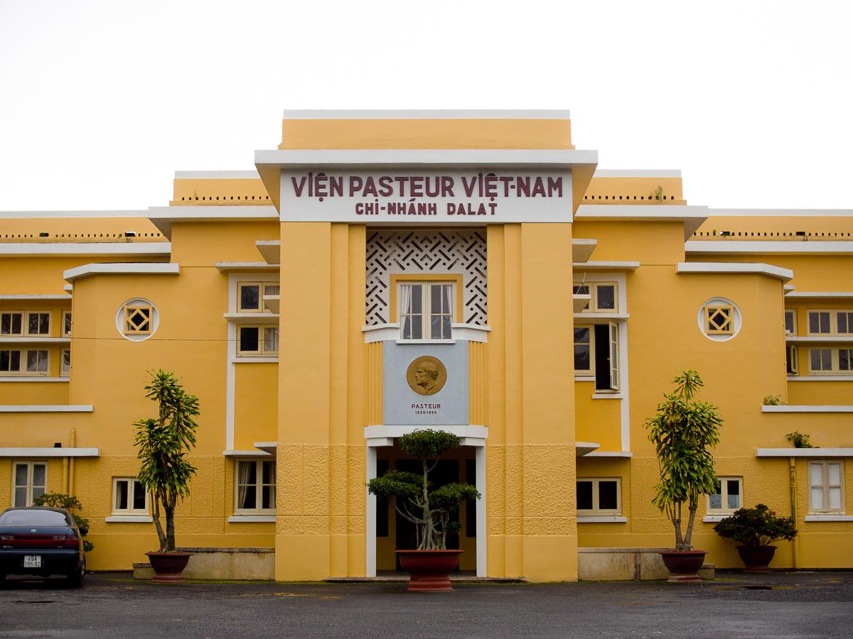 Explorer l'Institut Pasteur