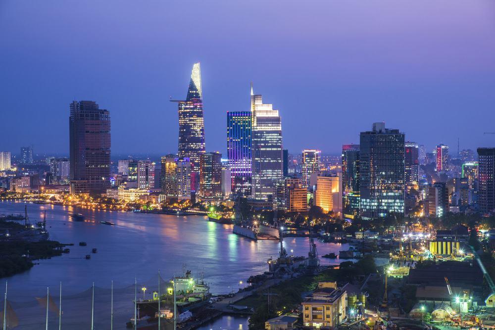 Faire une croisière sur la rivière de Saigon