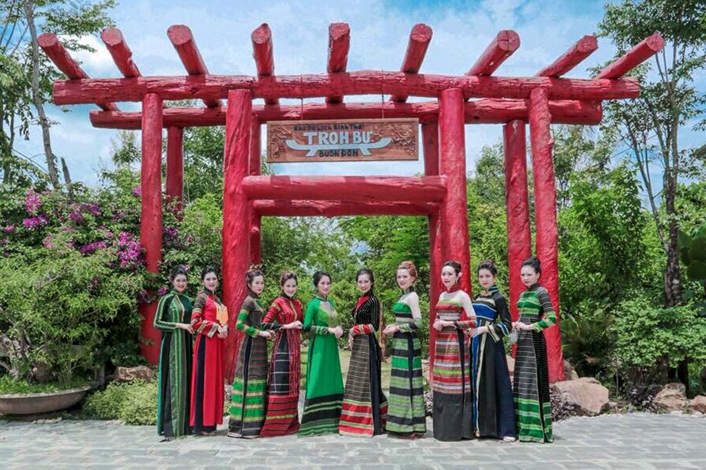 Jardin botanique de Troh Bu