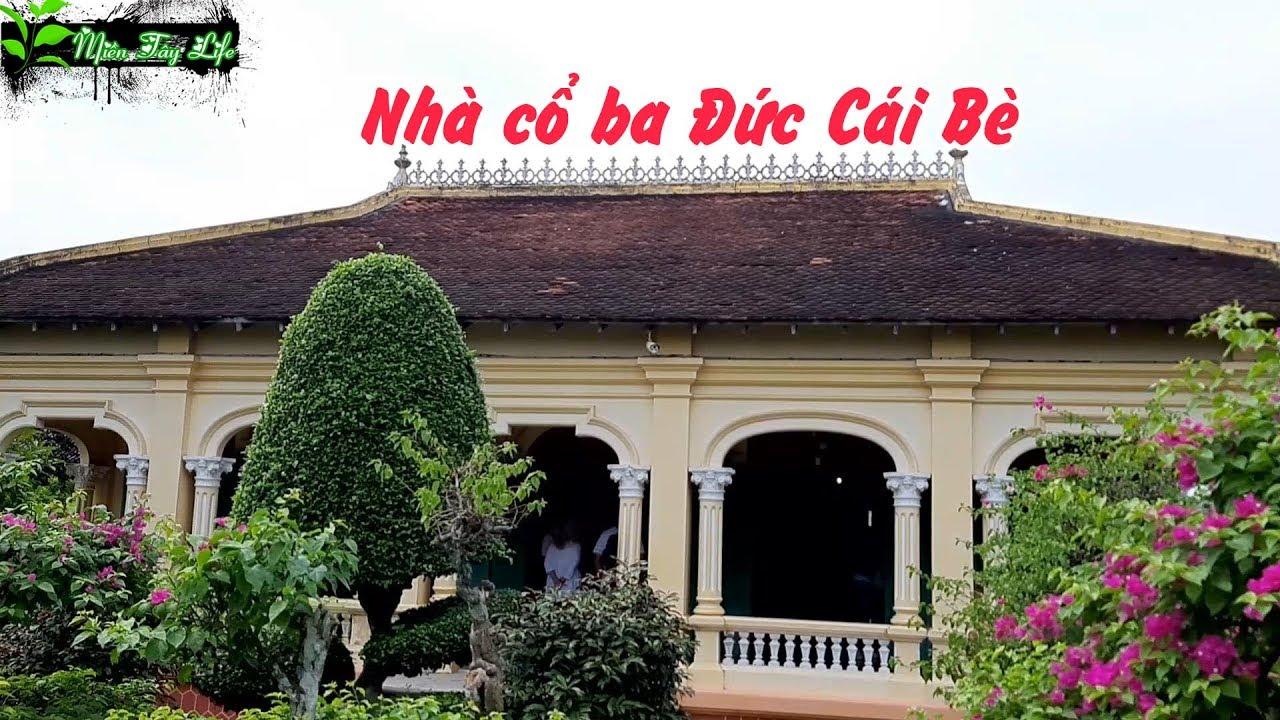 Les maisons d'époque coloniale