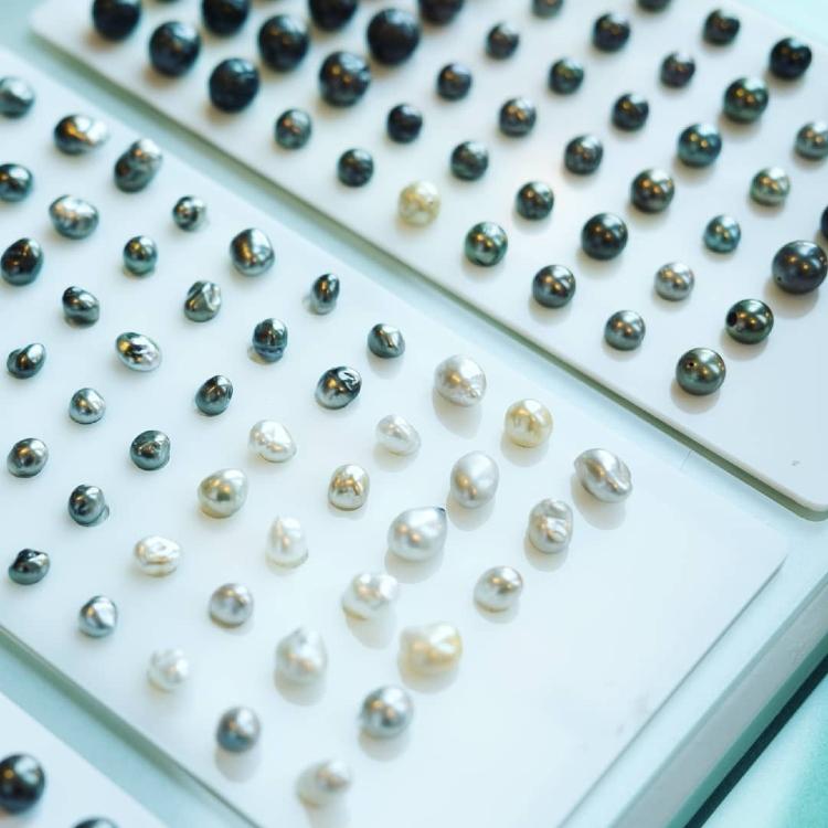 Les perles de Long Beach