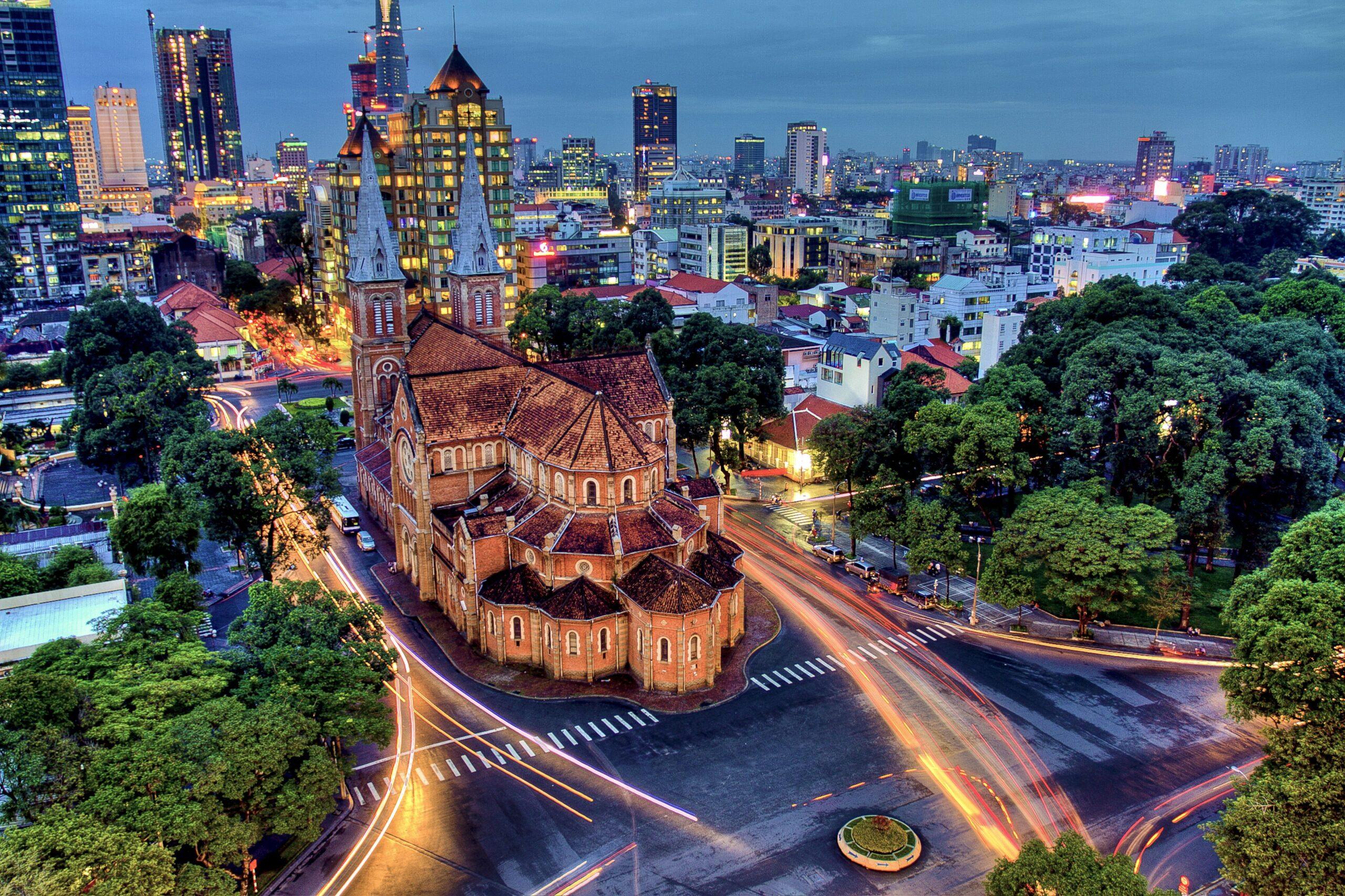 Que faire à Ho Chi Minh ville