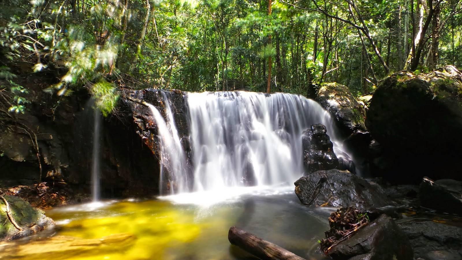 Randonnée vers la cascade de Suoi Tranh
