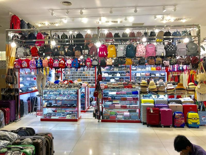 Shopping à Quy Nhon