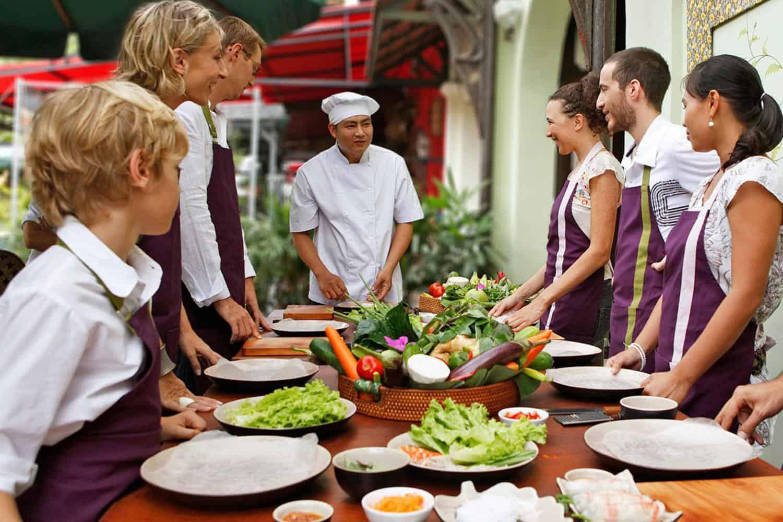Suivez un cours de cuisine à Phu Quoc