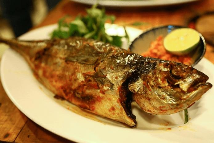 Trachurus grillé