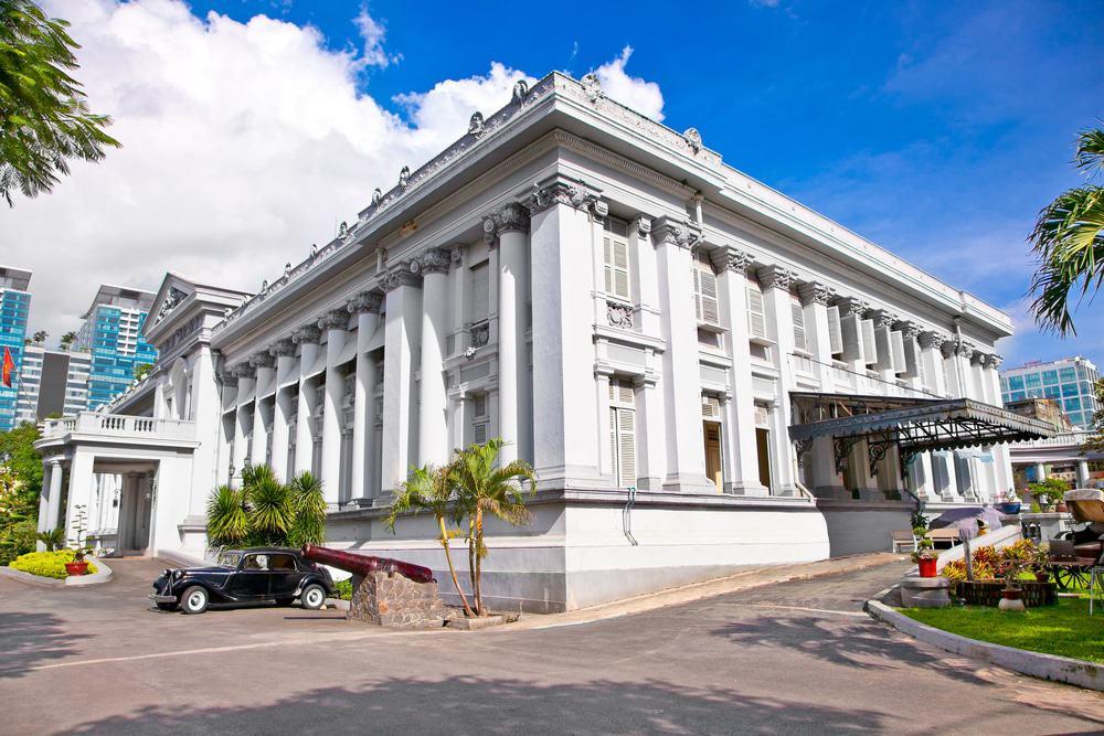 Visite du musée de Ho Chi Minh Ville