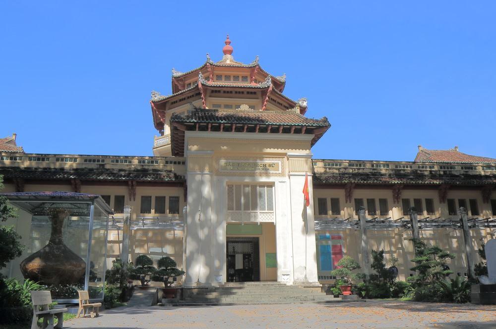 Visite du musée d'histoire