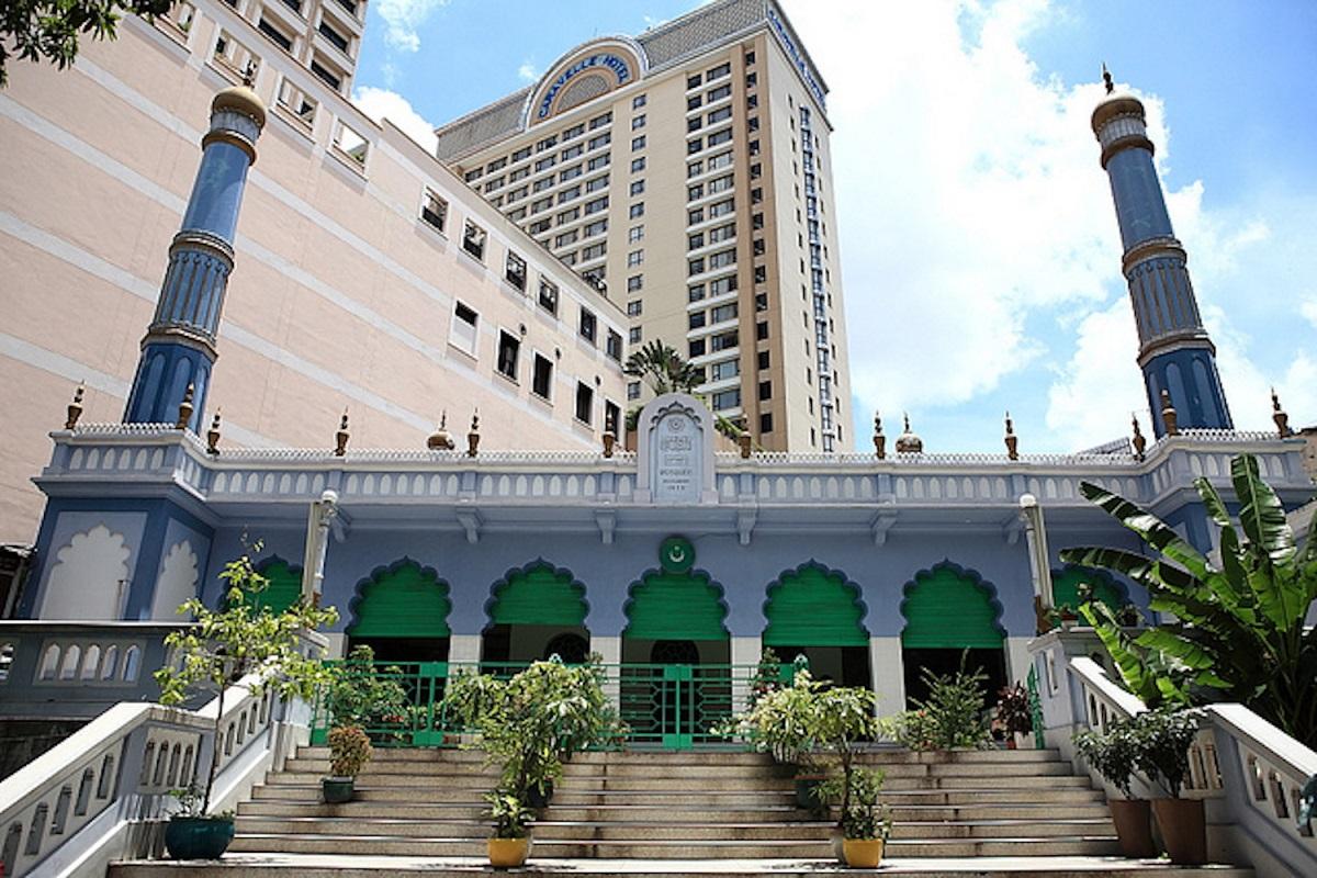 Visiter la mosquée indienne de Saigon