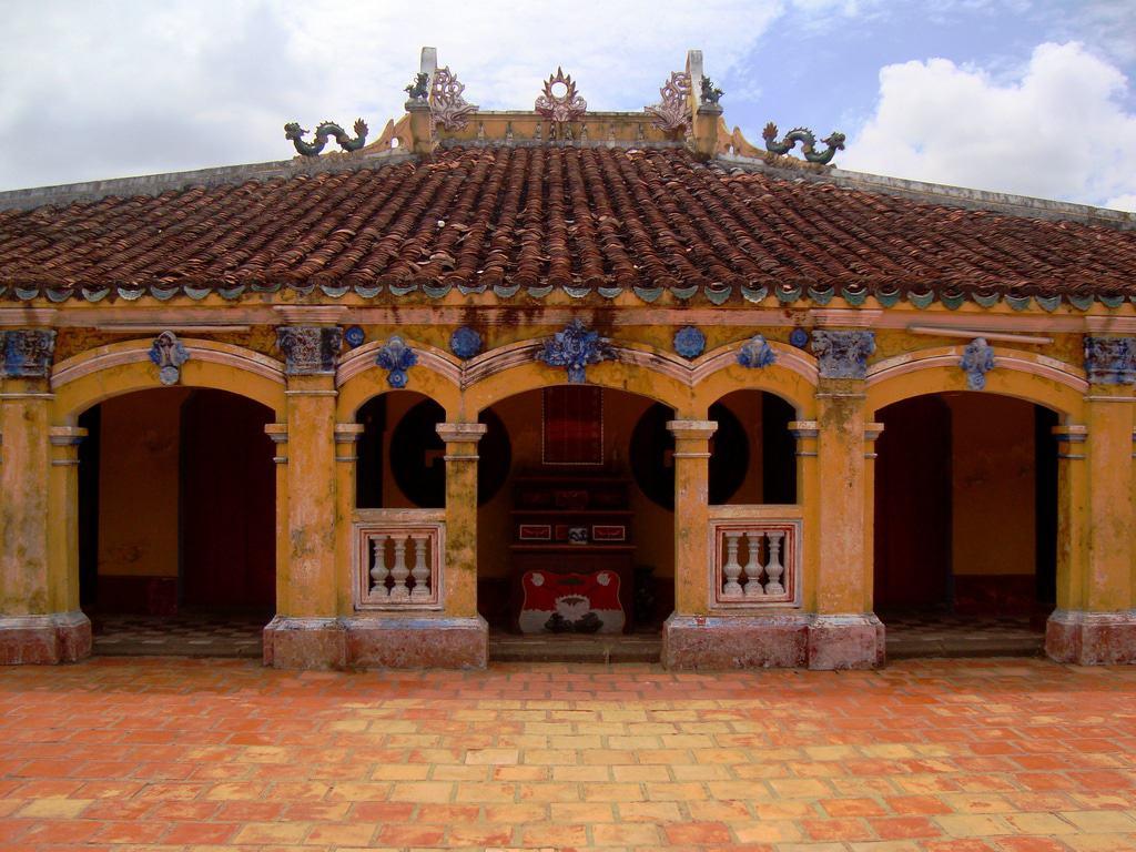 Visiter la pagode Giac Vien