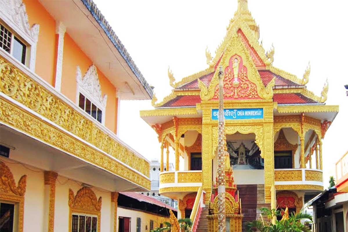 Visiter la pagode khmère de Munirangsyaram