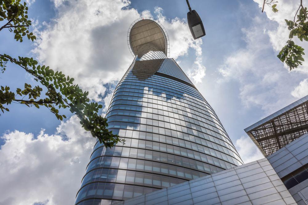 Visiter la tour financière Bitexco