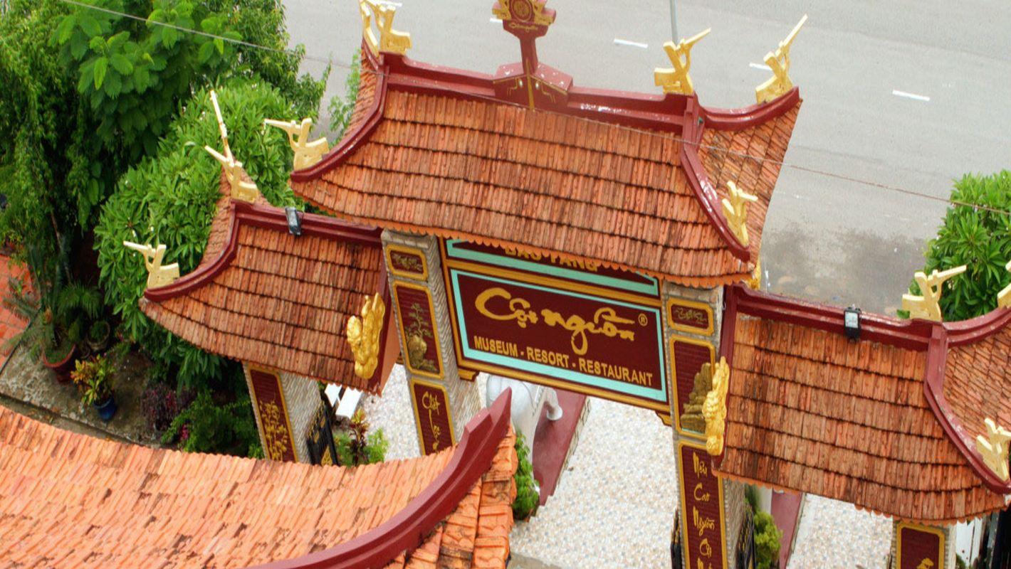 Visiter le musée Coi Nguon