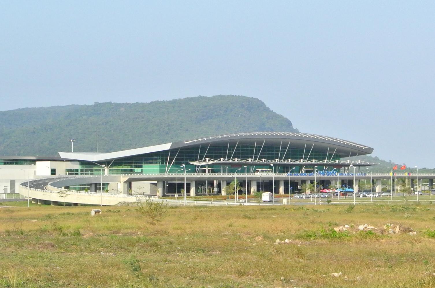 aéroport de Phu Quoc