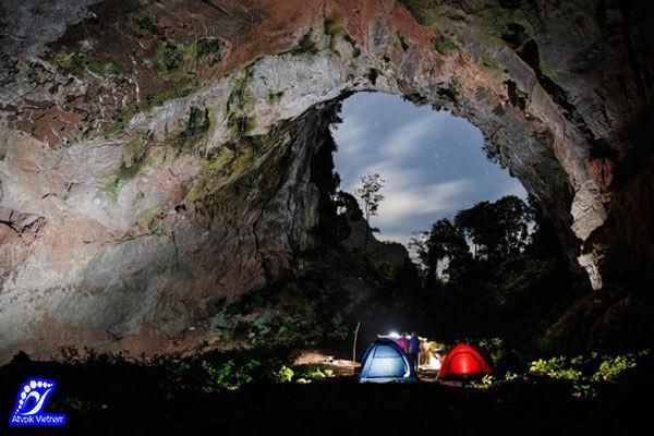 grotte Dark Cave