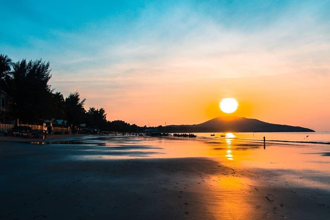 plage Cam Binh - La Gi mui ne