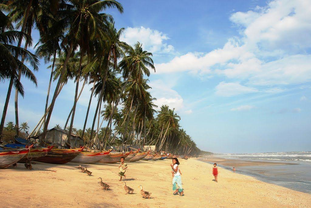 plage de Bai Rang