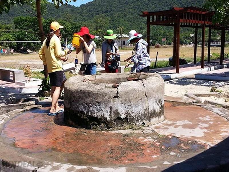 Ancien puits Cham