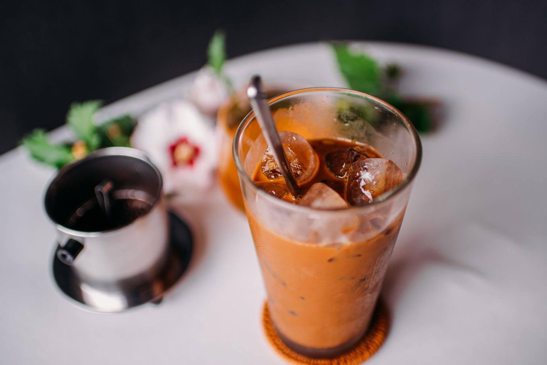 Ca Phe Sua Da - Café glacé au lait concentré