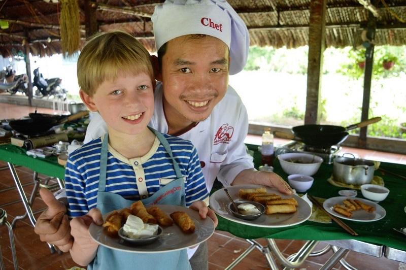 Ce que vous apprenez dans les cours de cuisine au Vietnam