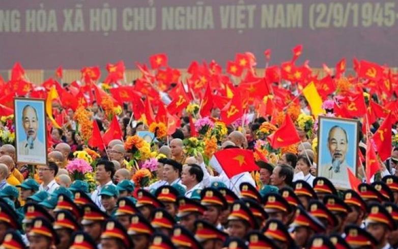 Célébrations de la fête nationale du Vietnam