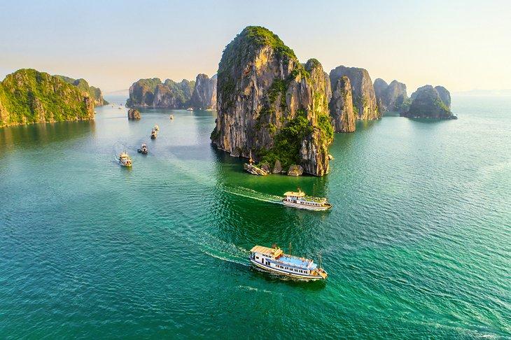 Choisir les destinations qui vous attirent au Vietnam