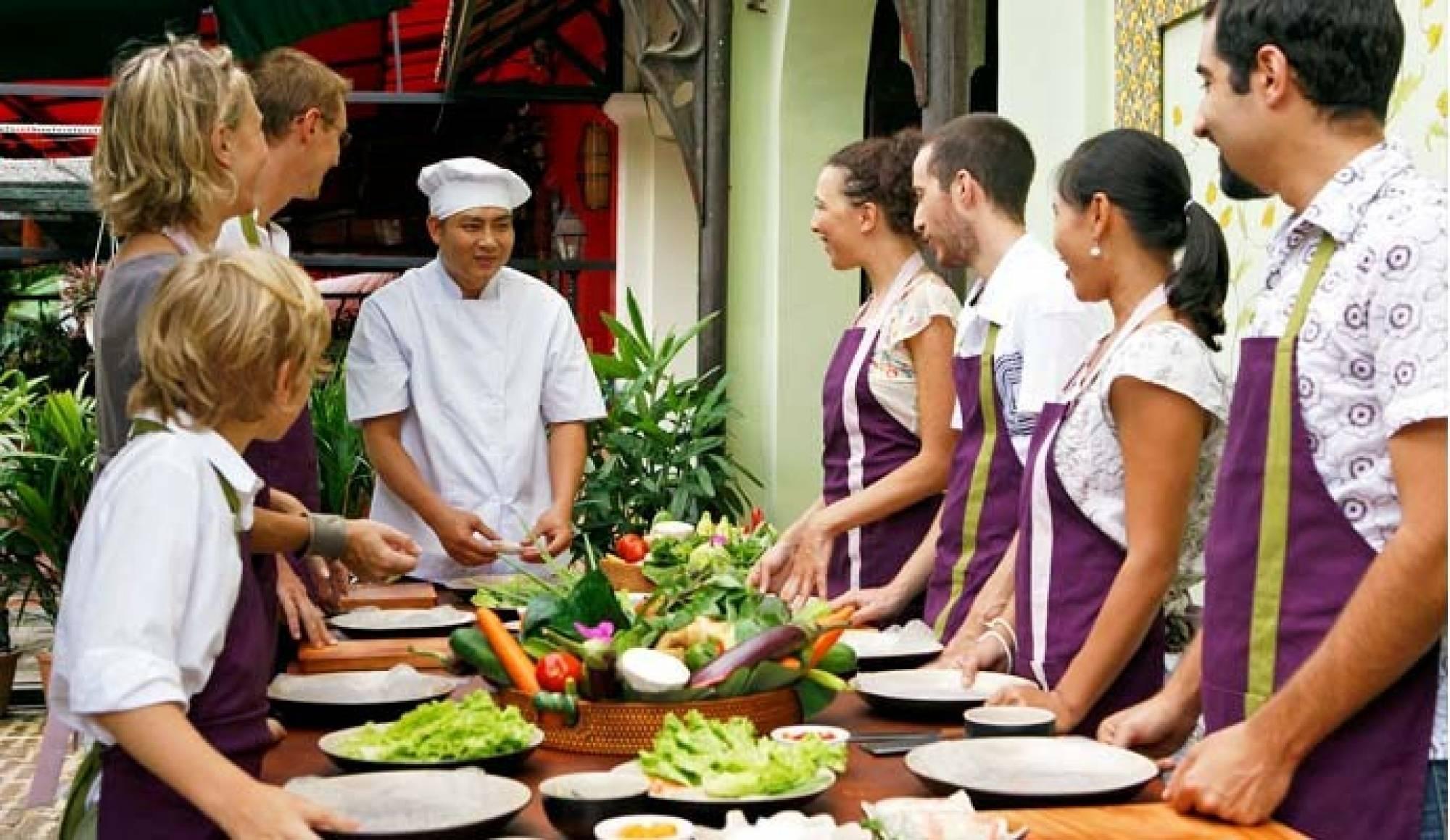 Circuit gastronomique au Vietnam