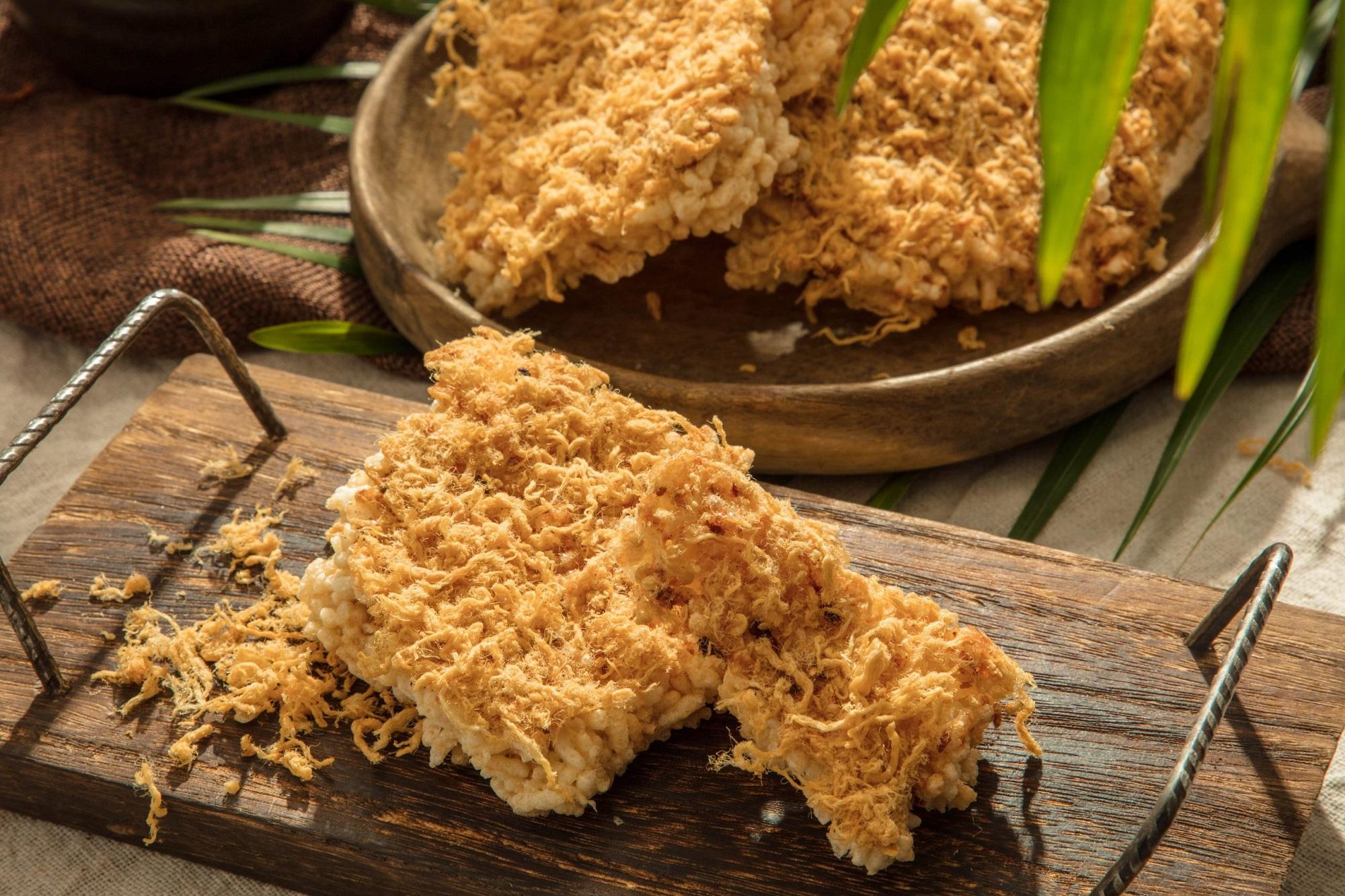Com Chay - Croustillant de riz du Vietnam