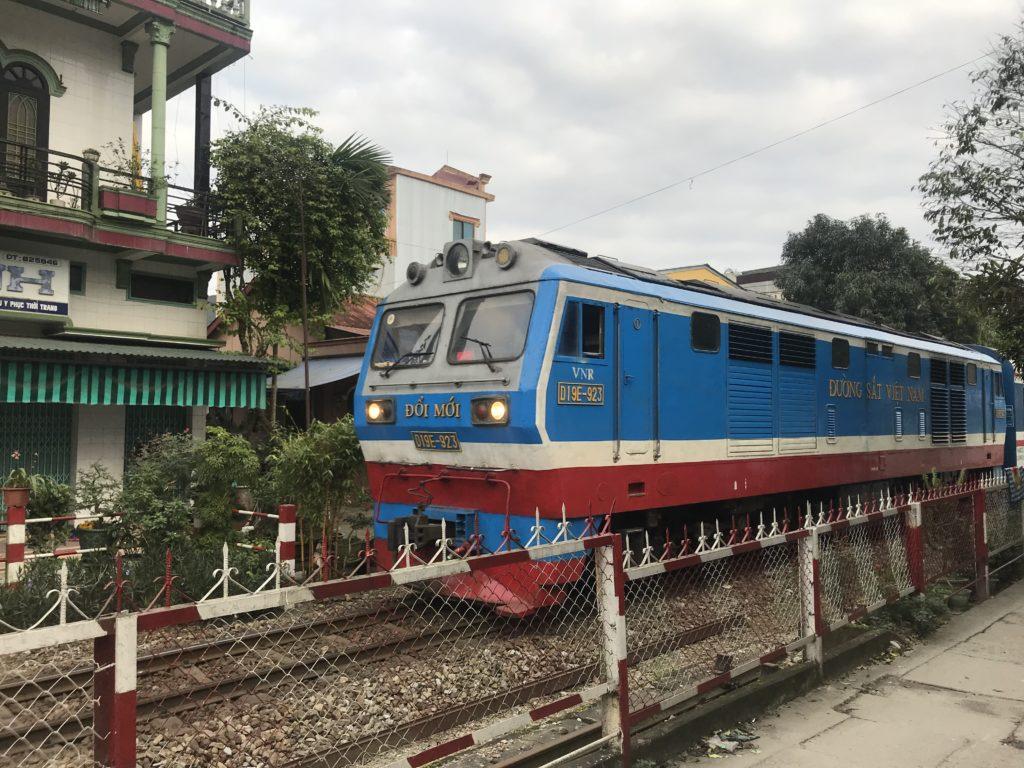 Comment réserver un billet du train au Vietnam